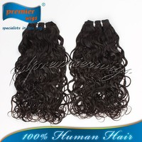 Wholesale 100% human hair extensions loose curl weave raw unprocessed virgin virgin curly cambodian hair
