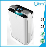 OEM Korean fashion ozone generator/air filter/home air purifier dust removal