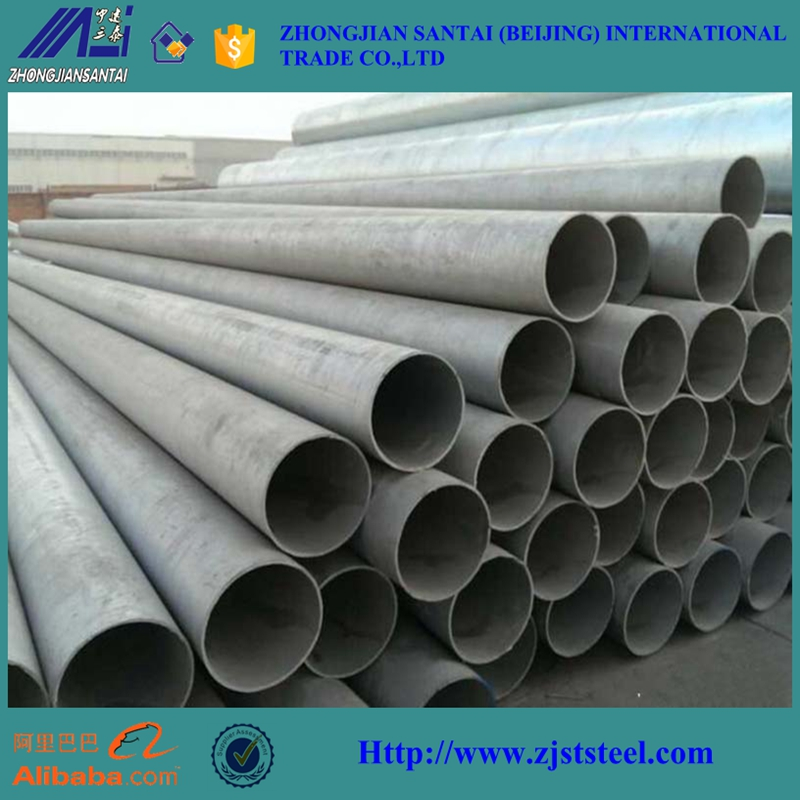 thin wall 6 inch hot galvanized steel pipe
