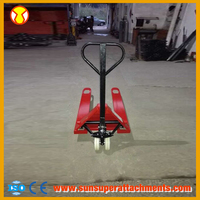 Widely Use Hydraulic Hand Pallet Jack Fork Lift