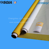 Screen printing polyester mesh fabric