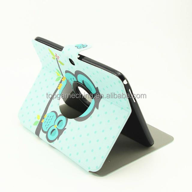 Tri-fold PU Leather Smart Cover Case Tablet case for Samsung Galaxy tab 3 P5200