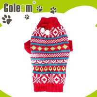 High Quality New Design Colorful Pet Clothing