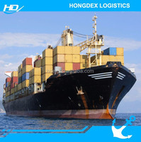 ocean shipping cargo tracking to norway