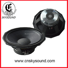 Wholesale 15 inch karaoke speakers professional 2k copper subwoofer TS-15100-pd500