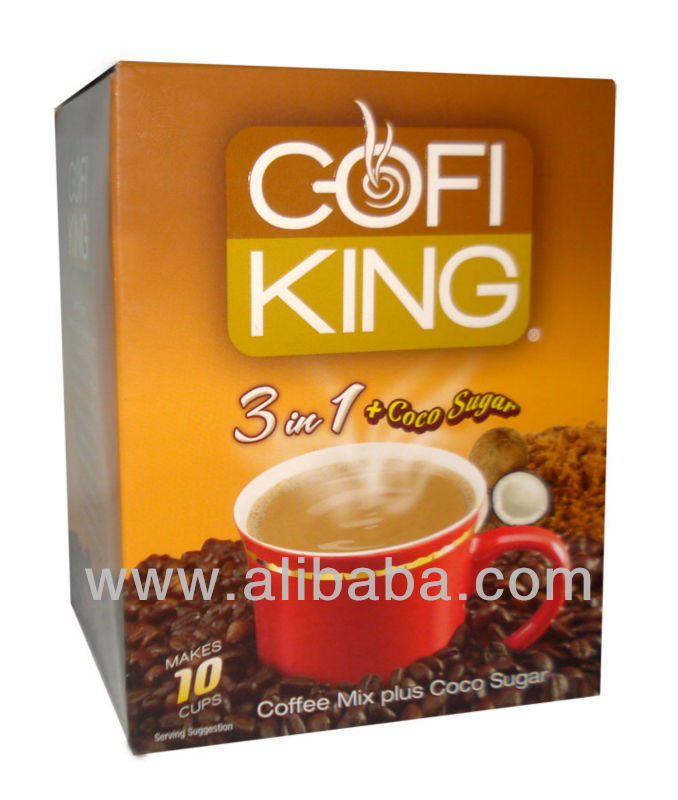 Cofi King 3 in 1 w/ Coco Sugar