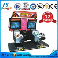 CY-RM008-1 racing game simulator machines 3d car racing game machine arcade games car