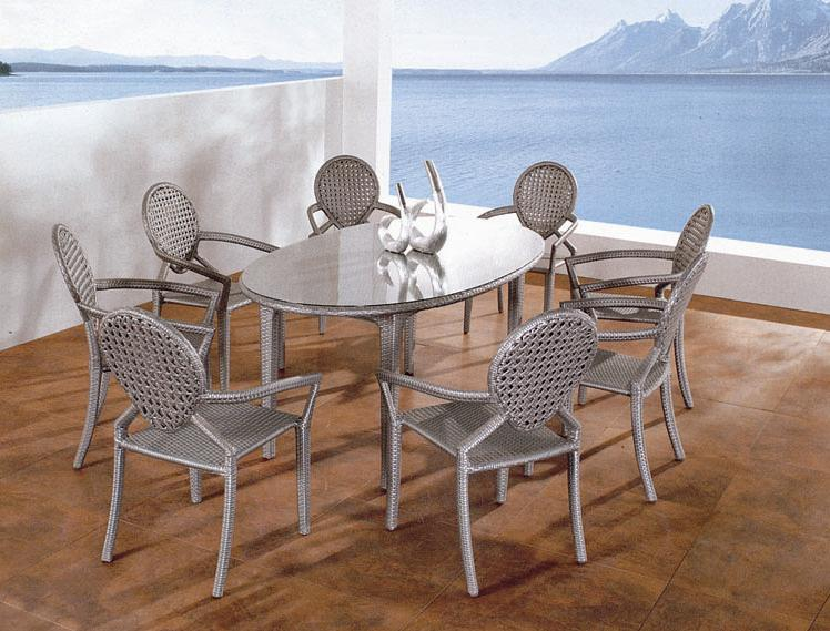 China Supplier georgia outdoor furniture New Product environmentally protective
