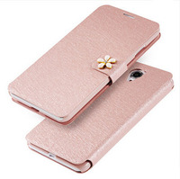 New Arrival Original Real machine PU Leather Flip Case For Samsung Galaxy S4 SIV i9500 Phone Cases With Card slot