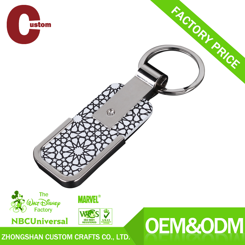 wholesale custom design cheap floating key chain
