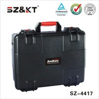 shockproof crushproof padded waterproof army tool case