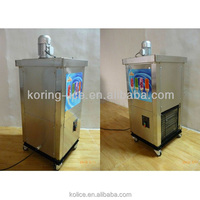 With CE approved high quality popsicle making machine