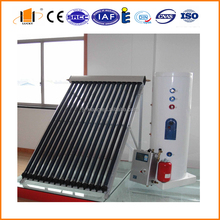 flat panel SR868C8 solar water heater system