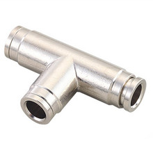 Square Head Code and Equal Shape compression fittings