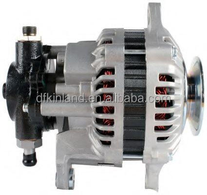 Manufacture auto car electric alternator with pump 14V 100A 897150211 JA1370IR 6204043 for OPEL VAUXHALL