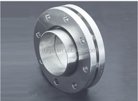 Professional stainless steel stub end flange in pipe fitting best price for blind flange npt blind flange with CE certificate