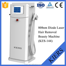600W big spot 808nm diode laser hair removal system