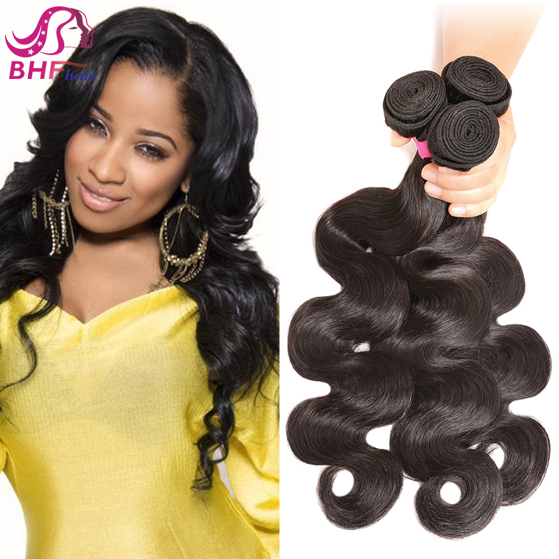 BHF Brazilian Virgin <strong>Hair</strong> Body Wave 7A Human <strong>Hair</strong> Bundles Weave Cheap 100 Unprocessed Virgin Brazilian Body Wave <strong>Hair</strong>