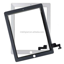 For iPad 2 LCD Screen Supporting Frame, Touch screen frame for ipad 2, LCD Display Plastic Bezel Frame for iPad 2nd gen