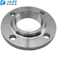 316L stainless steel forged threaded flange