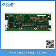 wireless hdmi transmitter and receiver printed circuit boards assembly