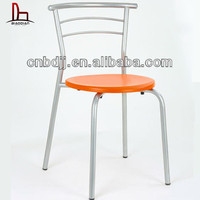 Modern cheap China bistro camping atlas accent patio student office reception home restaurant furniture iron poly plastic chair
