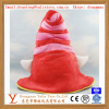 wholesale halloween festival items plush red cap and hat