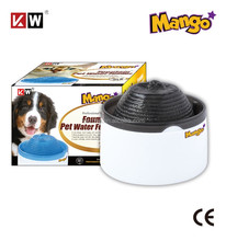 DoPhin Automatic Drinking Dog and Cat use Water Fountain Low Voltage Feeder with LED light