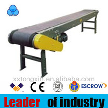 ISO&CE certificate cleaner design of flat belt conveyor handling systems