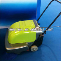 compact floor sweeper, cordless vacuum sweeper/manual push sweeper/road broom sweeper