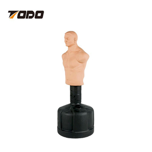 Standing Punch Bag Heavy Man Body Dummy Kick Boxing MMA Exercise Torso