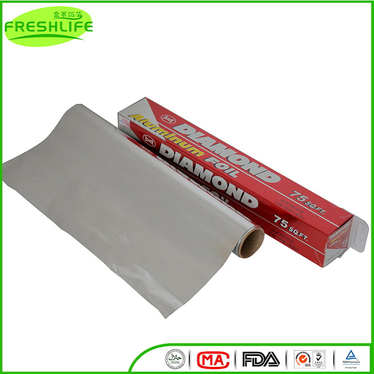 New coming aluminum foil roll aluminum foil roll for coffee bag