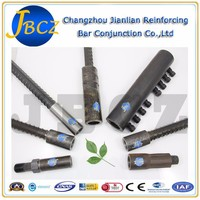 Construction Real Estate Rebar Threaded Coupler