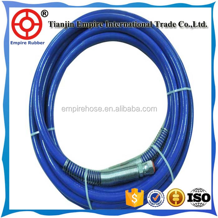 Market popular low temperature SAE100 R7 R8 hydraulic flexible thermoplastic hose