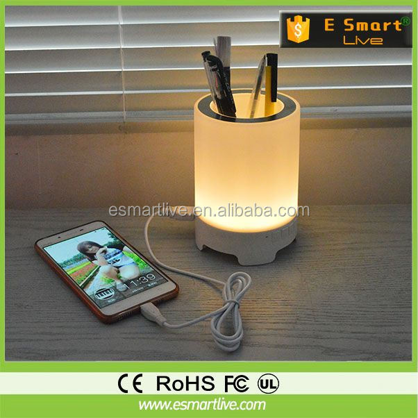 top quality clip-on led book light color change design clip-on led book light