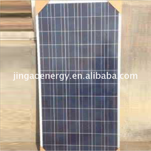 Hot sale factory direct price transparent solar panel with best