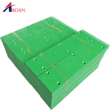 High quality HDPE polyethylene plastic blocks for machining