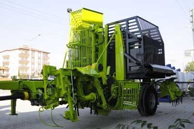 Baris Machine Sugar Beet Harvester N2001