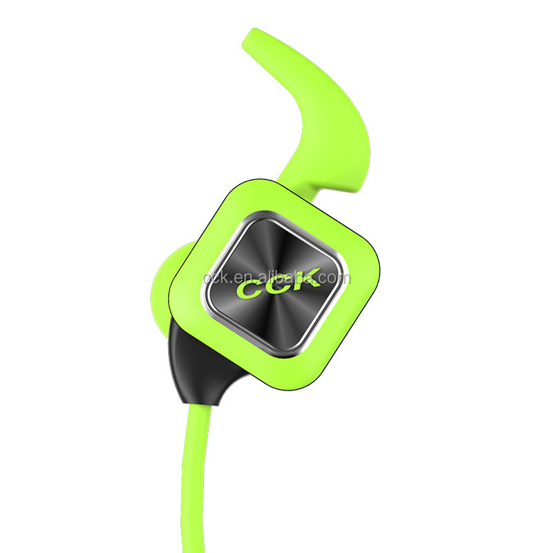 Promotion in-ear Neckband Style wireless bluetooth sport headset stereo earphone with Mic for <strong>communication</strong>