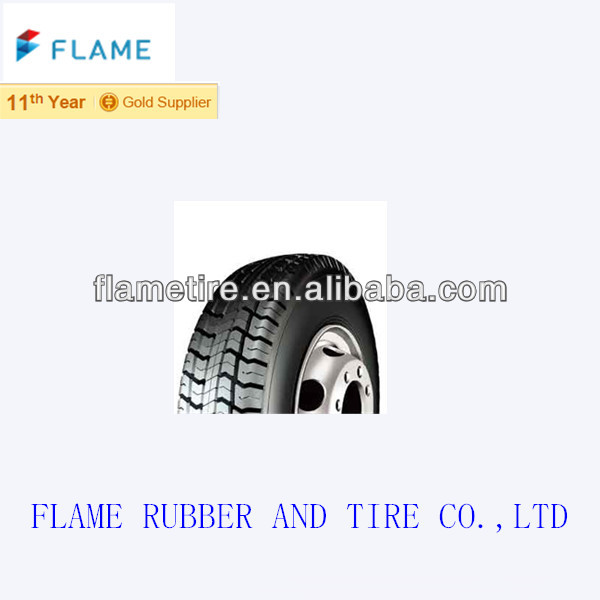 Doublestar tyres for all wheel position of truck and bus