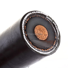 Hot selling XLPE Insulation copper wire shielded Underground Power Cable