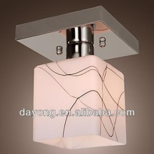 crystal pendant light, screw in pendant light, designer pendant lighting Model:DY 8001-1