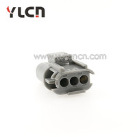 Hot 2016 3 pin female and male waterproof wire connectors