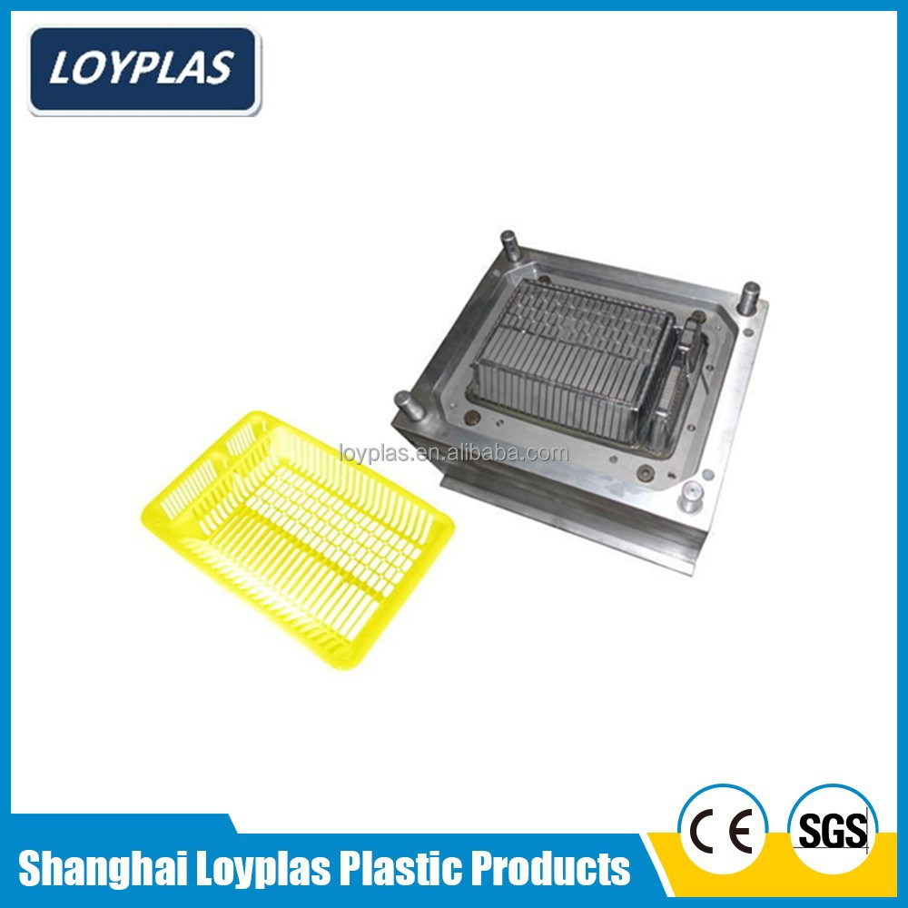 OEM /ODM precision plastic basket injection mould