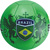 2014 Brazil World Cup Soccer ball, Country Flag soccer ball ,football for promotion