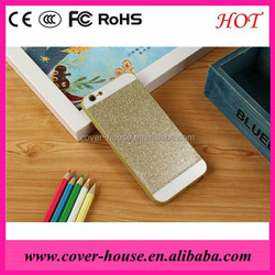 Hot selling Bling Glitter Skin TPU Back cover Phone Case For iPhone 6