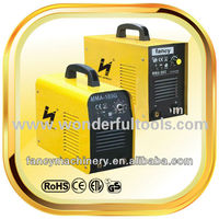 arc welding machine specifications