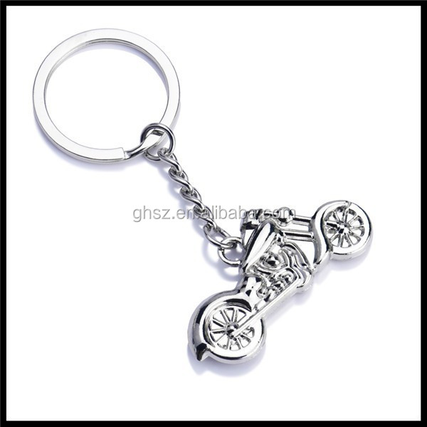 Guo hao hot sale custom key chain metals steel pendant , pocket metal pendant