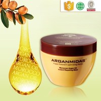 The world best selling products keratin hair mask argan oil hair mask for shining