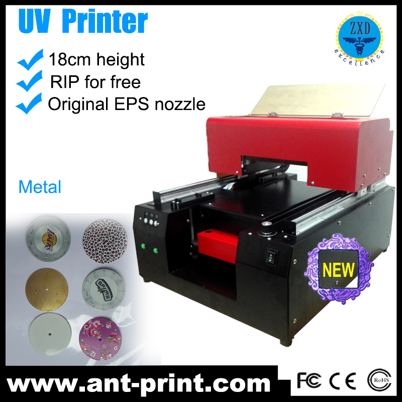 Fresh Supply Sublimation Printer a3 UV Flatbed Metal Plate Printing Machine